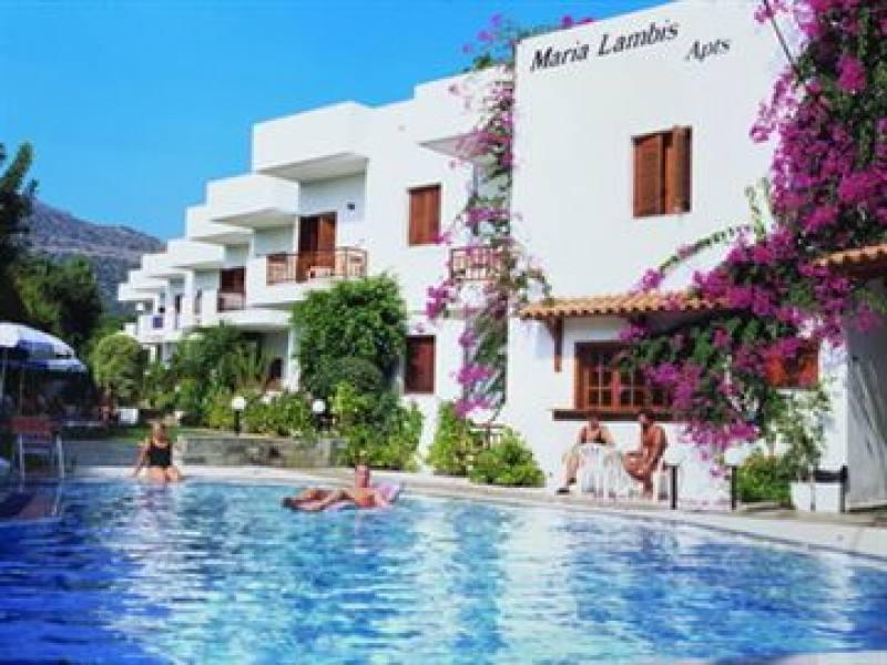 Appartementen Maria Lambis - Stalis - Heraklion Kreta